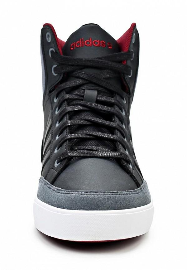 Мужские кеды Adidas Neo (Адидас Нео) F38617: изображение 5