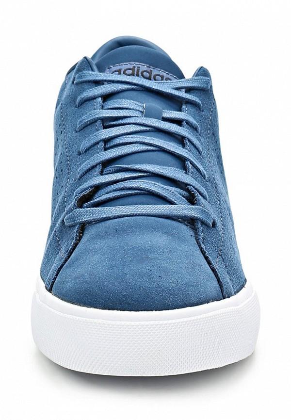 Мужские кеды Adidas Neo (Адидас Нео) F38675: изображение 5