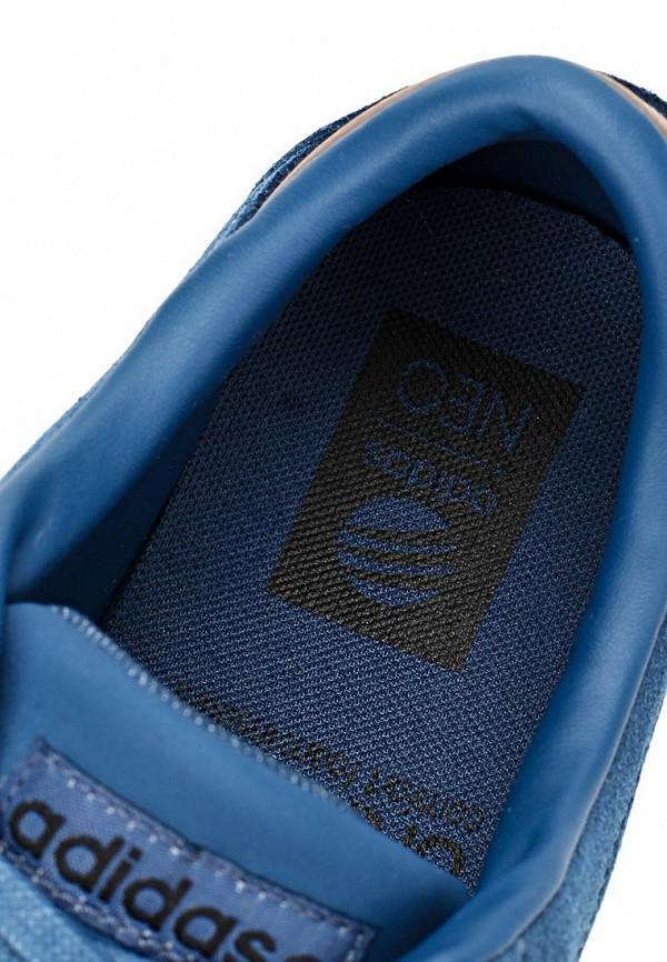 Мужские кеды Adidas Neo (Адидас Нео) F38675: изображение 11