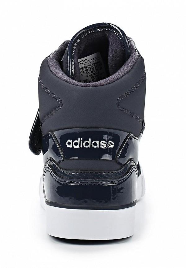 Мужские кеды Adidas Neo (Адидас Нео) F38652: изображение 2