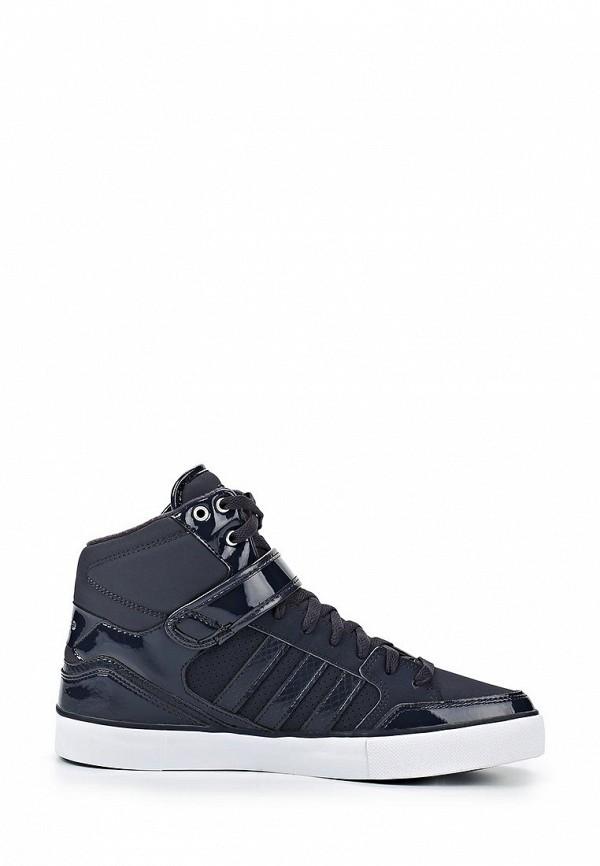 Мужские кеды Adidas Neo (Адидас Нео) F38652: изображение 5
