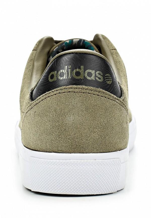 Мужские кеды Adidas Neo (Адидас Нео) F38674: изображение 3
