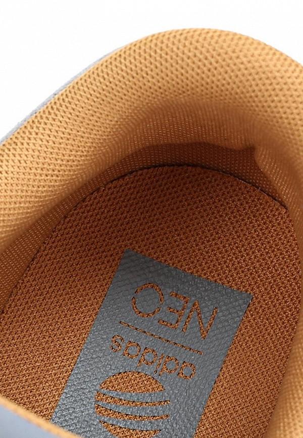 Мужские кеды Adidas Neo (Адидас Нео) F38683: изображение 11
