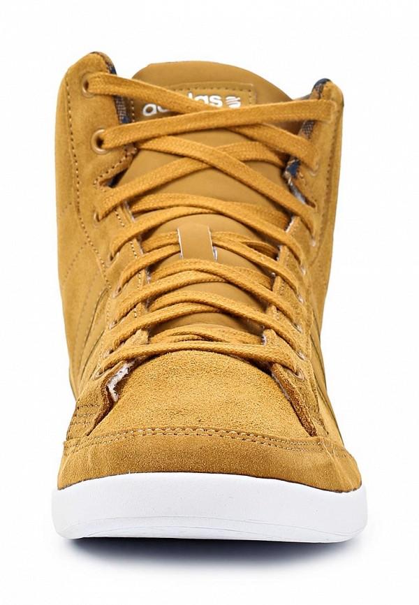 Мужские кеды Adidas Neo (Адидас Нео) F38678: изображение 5