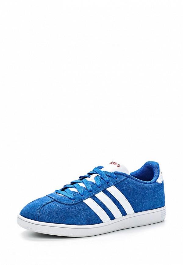 Мужские кеды Adidas Neo (Адидас Нео) F38481: изображение 1