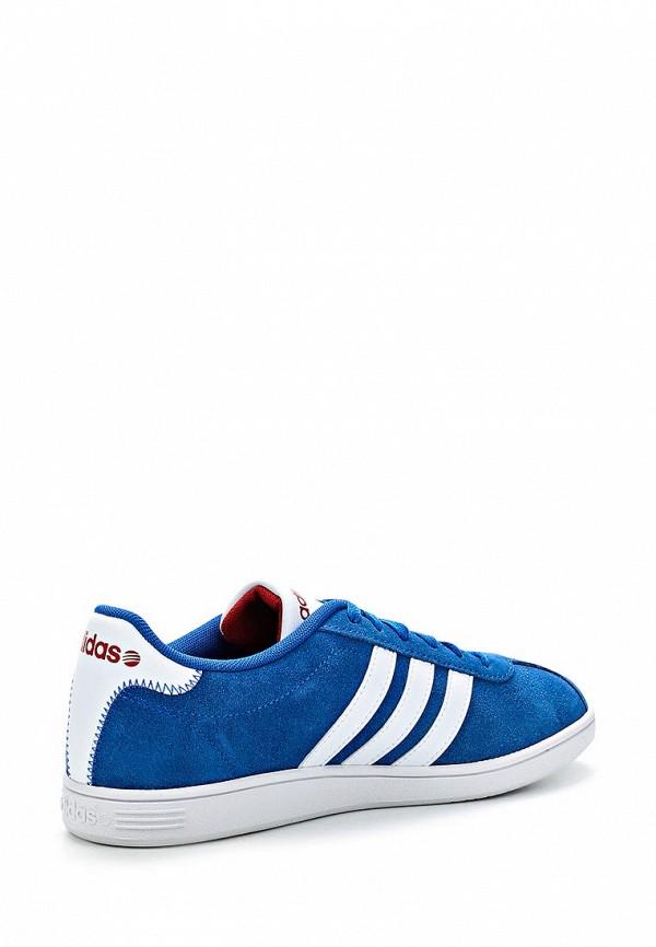 Мужские кеды Adidas Neo (Адидас Нео) F38481: изображение 2