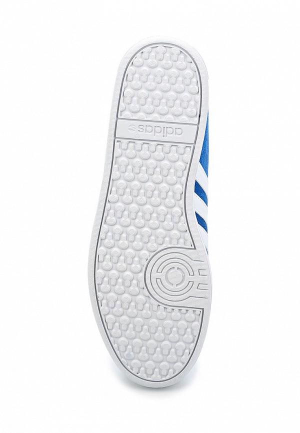 Мужские кеды Adidas Neo (Адидас Нео) F38481: изображение 3