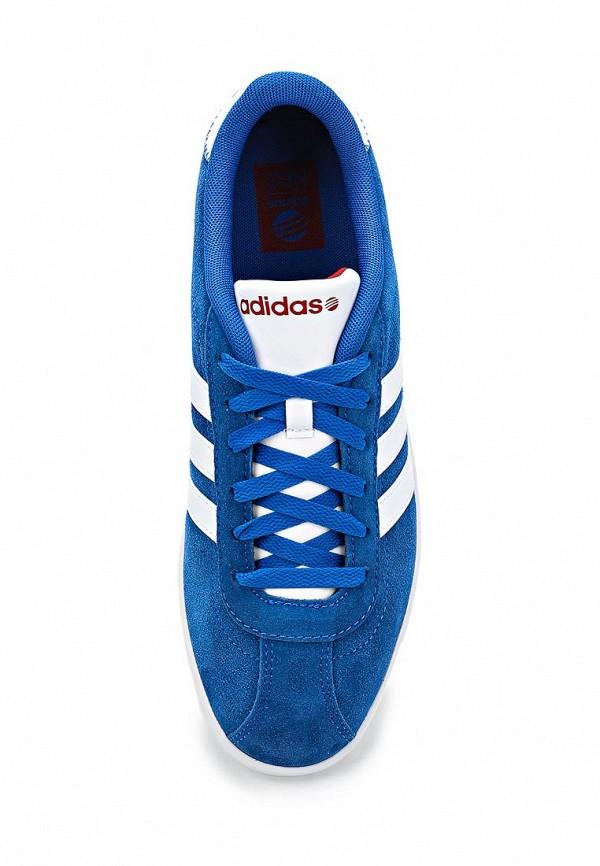 Мужские кеды Adidas Neo (Адидас Нео) F38481: изображение 4