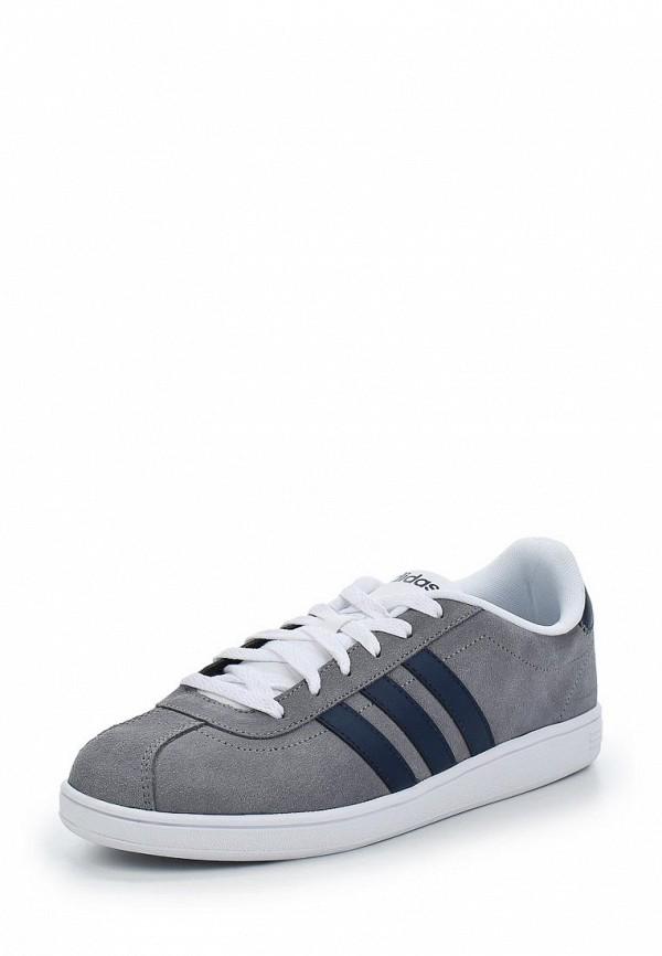 Мужские кроссовки Adidas Neo (Адидас Нео) F76628: изображение 1