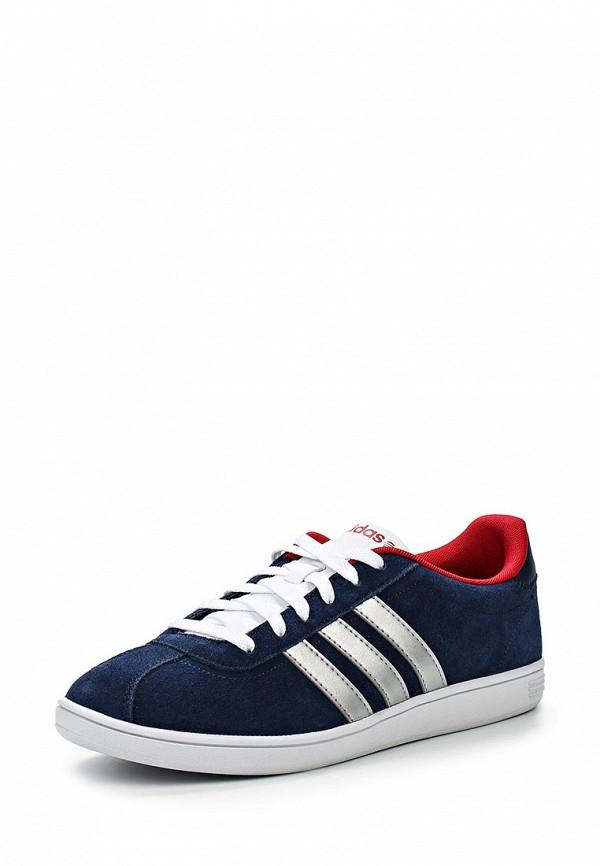 Мужские кеды Adidas Neo (Адидас Нео) F76629: изображение 1
