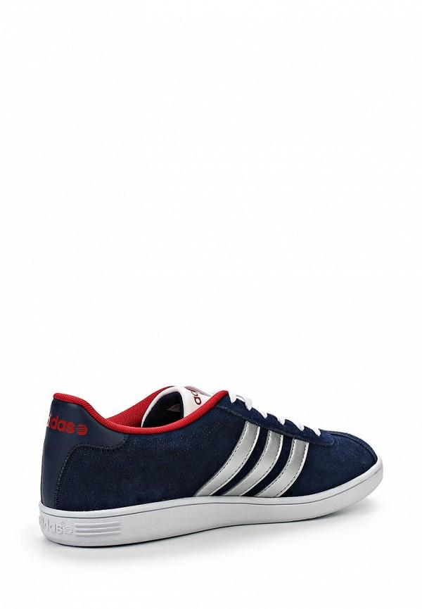Мужские кеды Adidas Neo (Адидас Нео) F76629: изображение 2