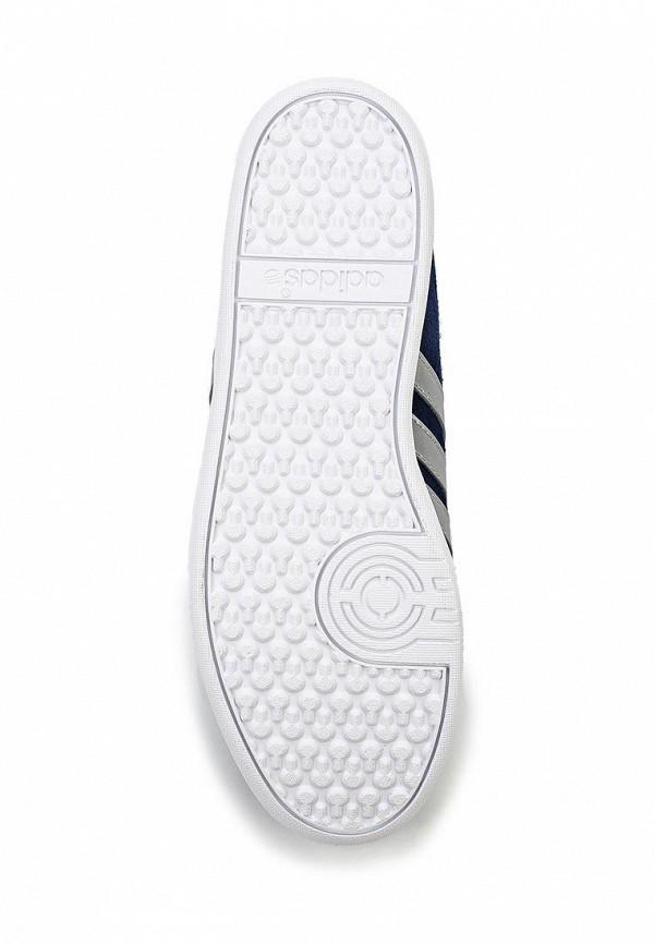 Мужские кеды Adidas Neo (Адидас Нео) F76629: изображение 3
