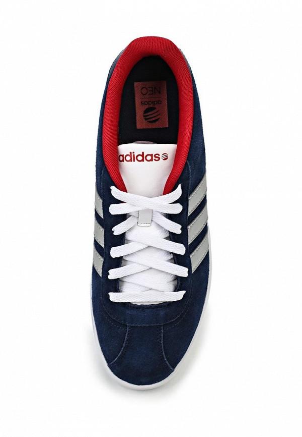 Мужские кеды Adidas Neo (Адидас Нео) F76629: изображение 4