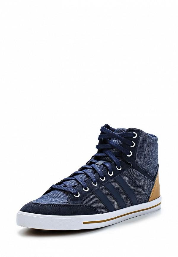 Мужские кеды Adidas Neo (Адидас Нео) F97681: изображение 1