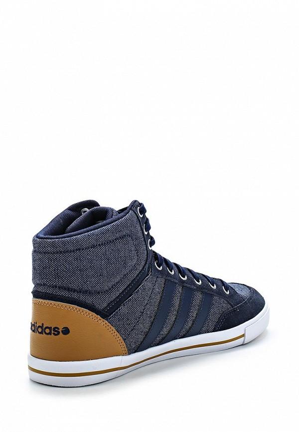 Мужские кеды Adidas Neo (Адидас Нео) F97681: изображение 2