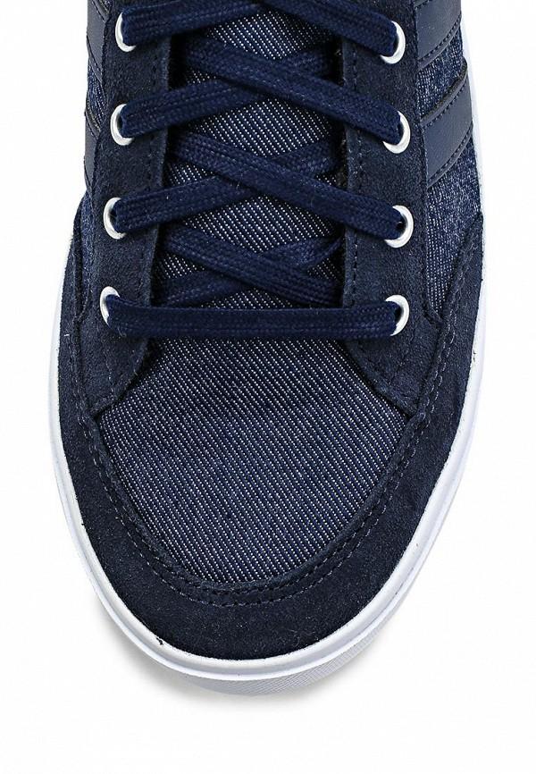 Мужские кеды Adidas Neo (Адидас Нео) F97681: изображение 4
