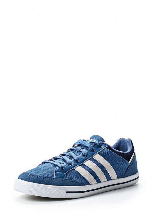 Мужские кеды Adidas Neo (Адидас Нео) F97698: изображение 1