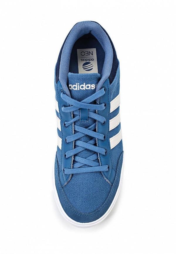 Мужские кеды Adidas Neo (Адидас Нео) F97698: изображение 4
