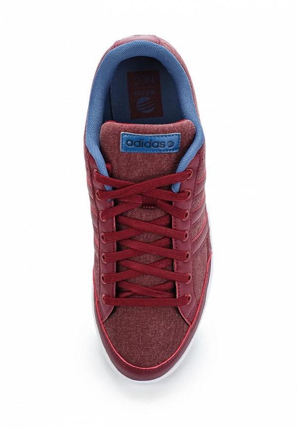 Мужские кеды Adidas Neo (Адидас Нео) F97700: изображение 4