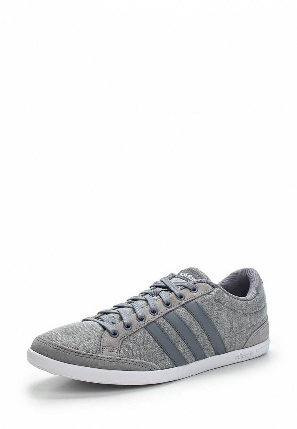 Мужские кеды Adidas Neo (Адидас Нео) F97703: изображение 1