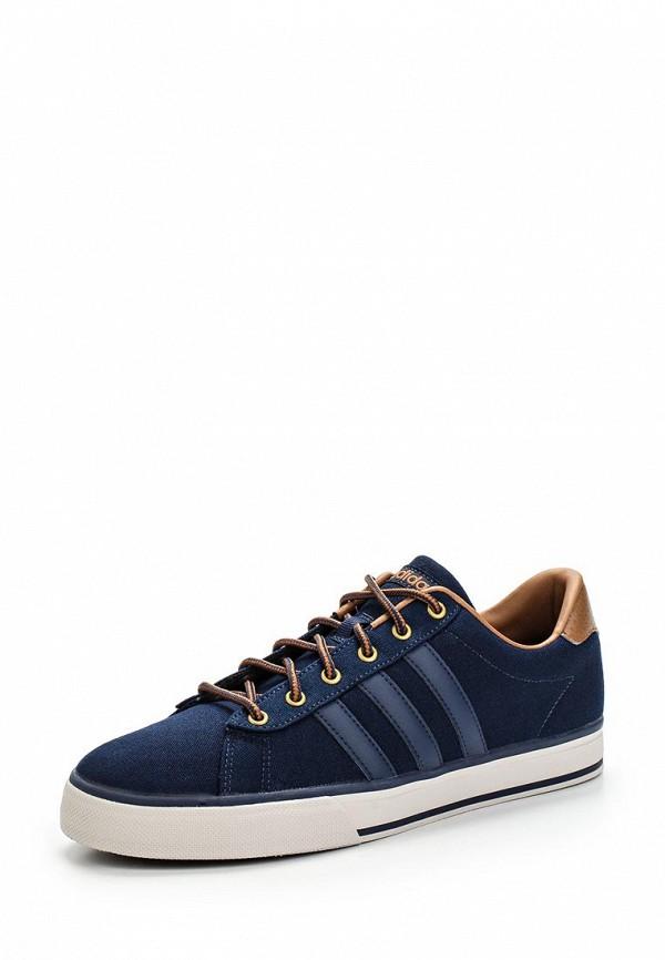 Мужские кеды Adidas Neo (Адидас Нео) F97755: изображение 1