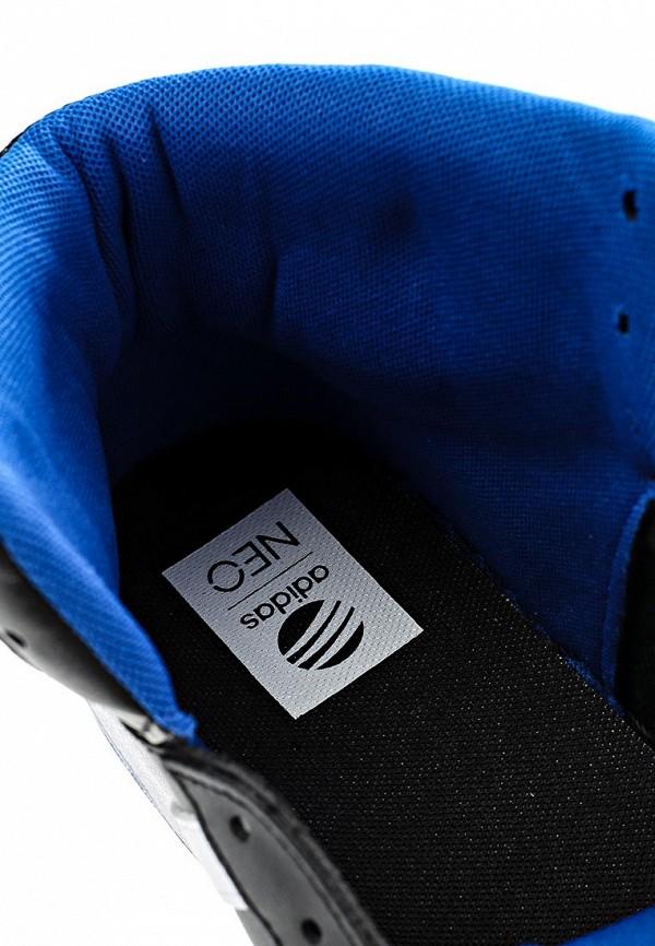 Мужские кеды Adidas Neo (Адидас Нео) F97779: изображение 5