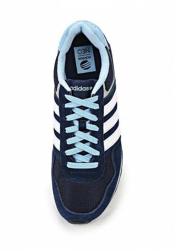 Мужские кроссовки Adidas Neo (Адидас Нео) F97804: изображение 4