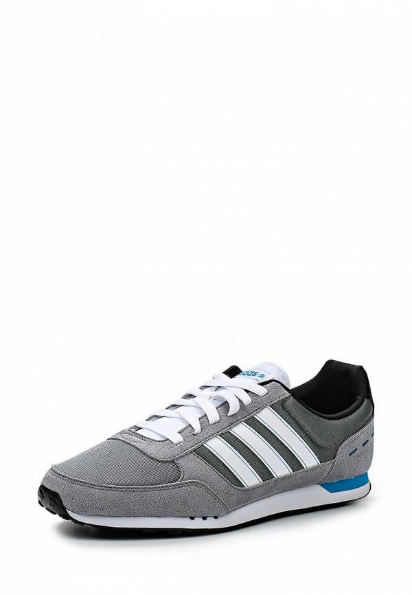 Мужские кроссовки Adidas Neo (Адидас Нео) F97875: изображение 1