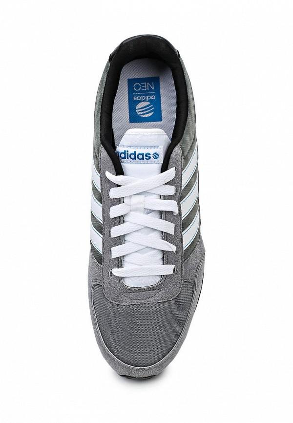 Мужские кроссовки Adidas Neo (Адидас Нео) F97875: изображение 4