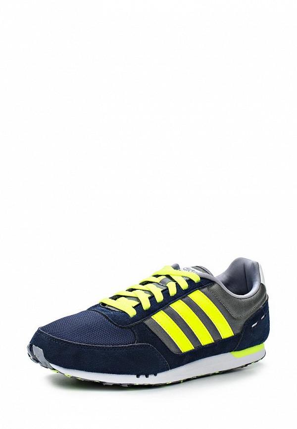 Мужские кроссовки Adidas Neo (Адидас Нео) F97876: изображение 1