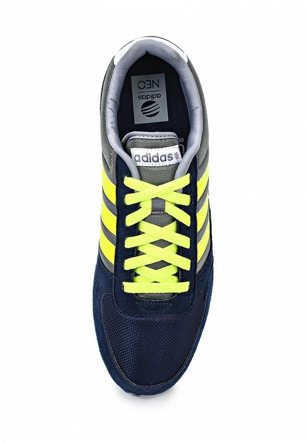 Мужские кроссовки Adidas Neo (Адидас Нео) F97876: изображение 4