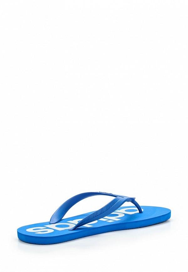 Мужские сланцы Adidas Neo (Адидас Нео) F97879: изображение 2