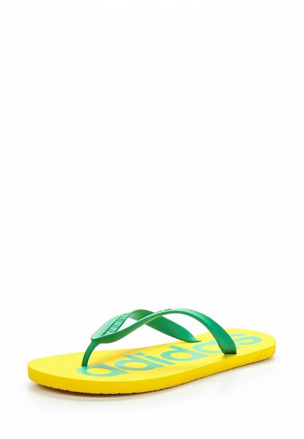 Мужские сланцы Adidas Neo (Адидас Нео) F97880: изображение 1