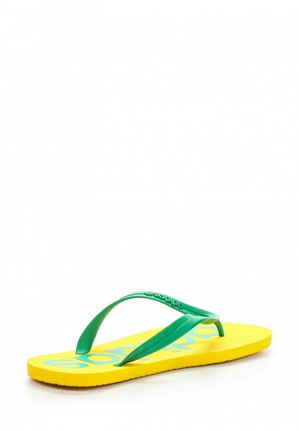 Мужские сланцы Adidas Neo (Адидас Нео) F97880: изображение 2