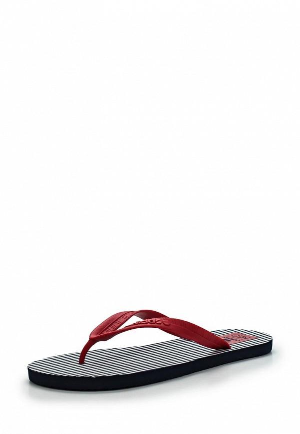 Мужские сланцы Adidas Neo (Адидас Нео) F97881: изображение 1