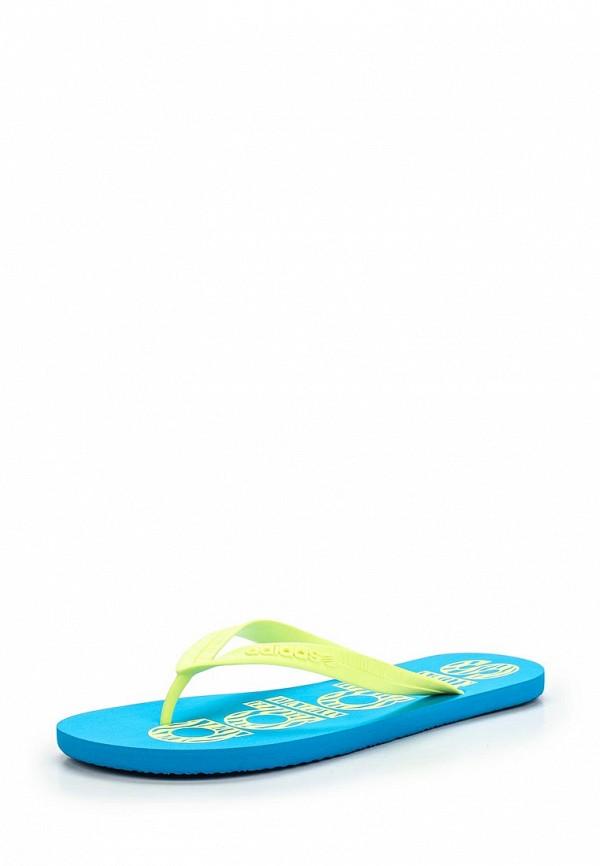 Мужские сланцы Adidas Neo (Адидас Нео) F97882: изображение 1