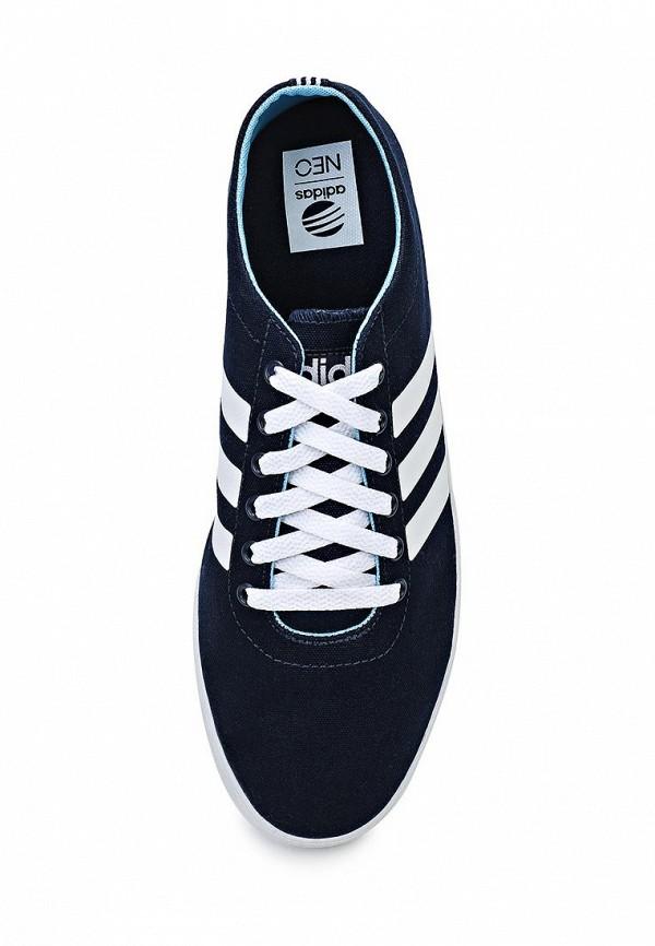 Мужские кеды Adidas Neo (Адидас Нео) F97898: изображение 4