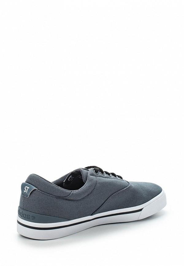 Мужские кеды Adidas Neo (Адидас Нео) F98080: изображение 2