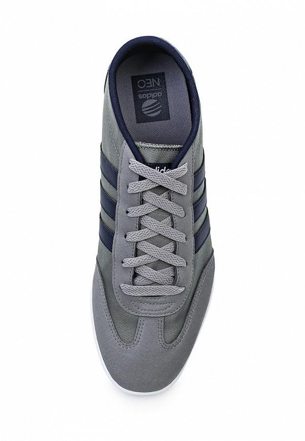 Мужские кеды Adidas Neo (Адидас Нео) F97914: изображение 4