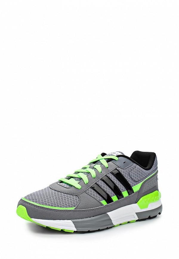 Мужские кроссовки Adidas Neo (Адидас Нео) F98005: изображение 1