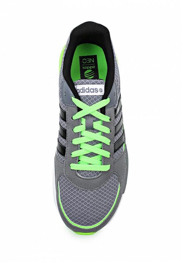 Мужские кроссовки Adidas Neo (Адидас Нео) F98005: изображение 4