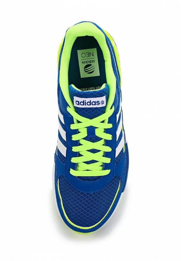 Мужские кроссовки Adidas Neo (Адидас Нео) F98006: изображение 4