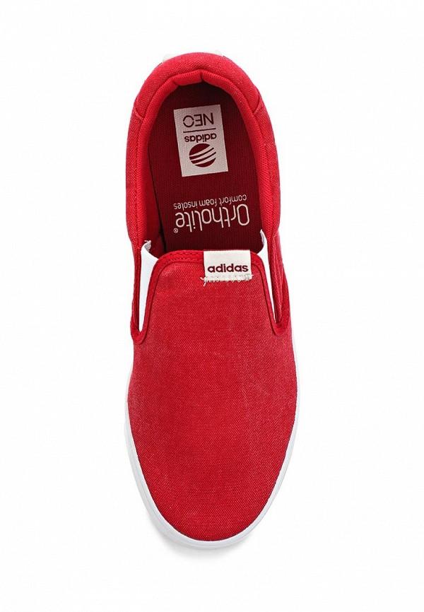 Слипоны Adidas Neo (Адидас Нео) F98071: изображение 4