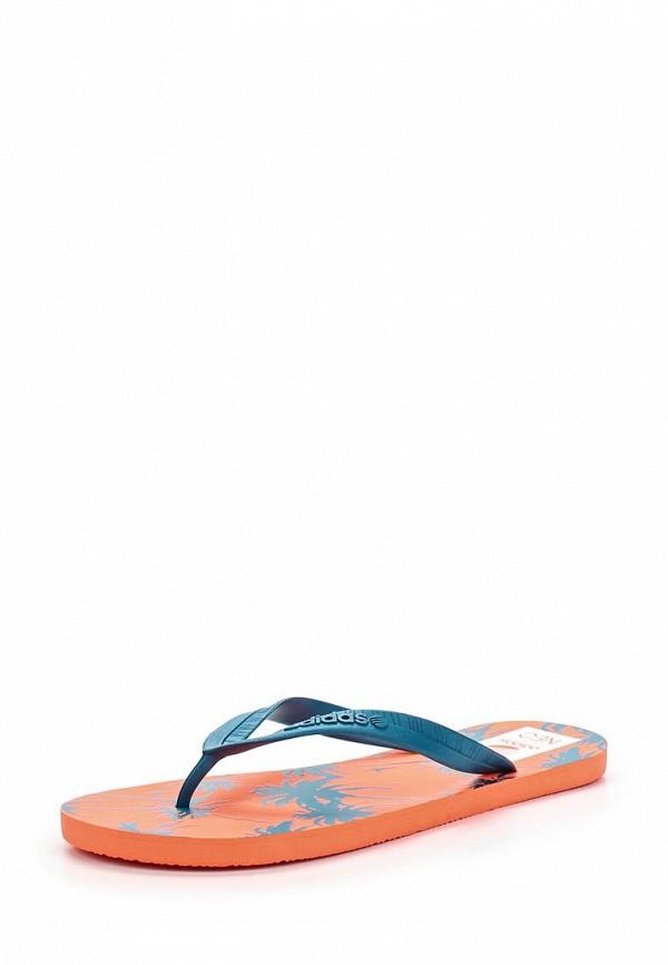 Мужские сланцы Adidas Neo (Адидас Нео) F97883: изображение 1