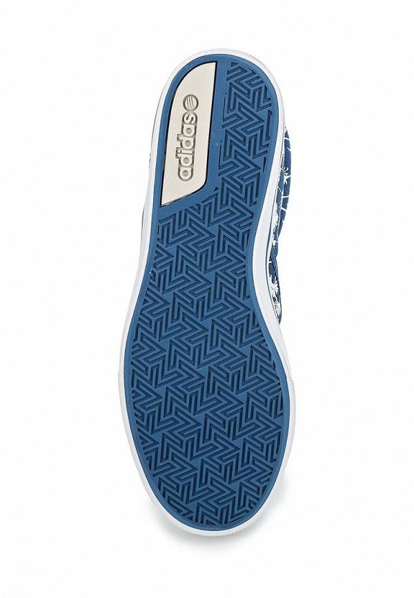 Слипоны Adidas Neo (Адидас Нео) F98073: изображение 3