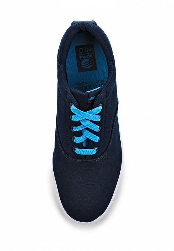 Мужские кеды Adidas Neo (Адидас Нео) F98082: изображение 4