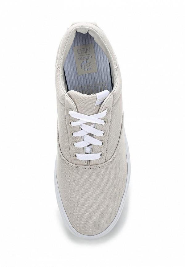 Мужские кеды Adidas Neo (Адидас Нео) F98083: изображение 4