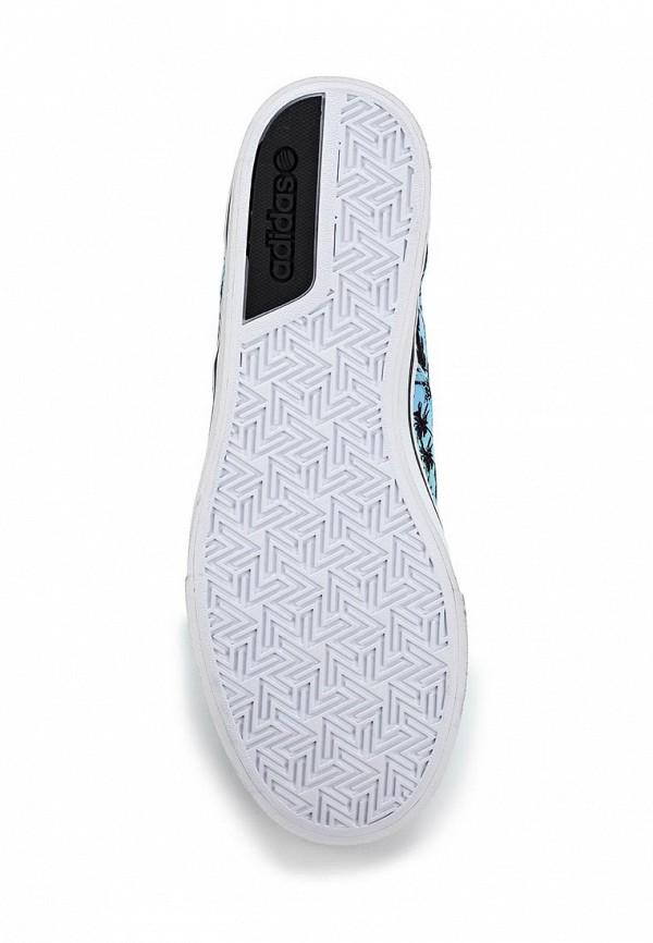 Мужские кеды Adidas Neo (Адидас Нео) F98084: изображение 3