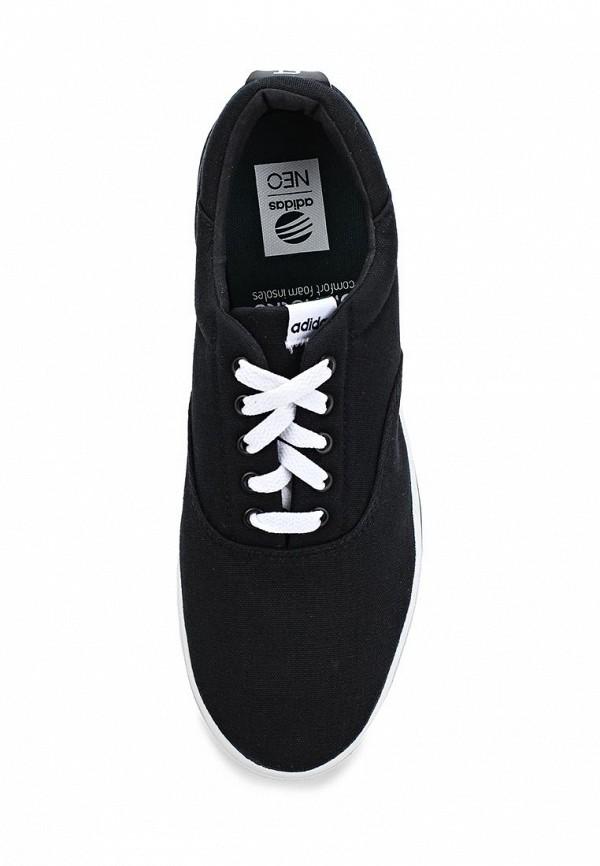 Мужские кеды Adidas Neo (Адидас Нео) F98085: изображение 4