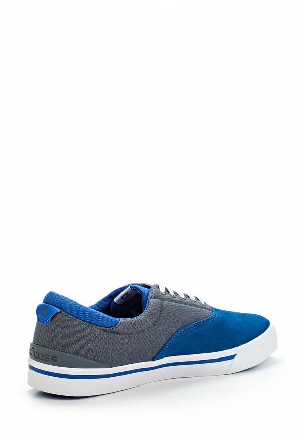 Мужские кеды Adidas Neo (Адидас Нео) F98087: изображение 2